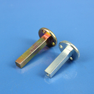 Flat head square solid rivet 22.3 * 28.7
